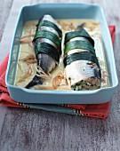 Stuffed herrings