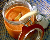 Rougail West Indian tomato chutney sauce