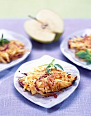 Potato and apple Rösti