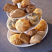 selection of rolls