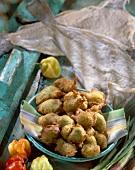 Stockfischbällchen
