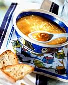 Marseille Bouillabaisse fish soup