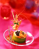 party prawn appetizer