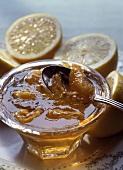 Lemon jelly jam