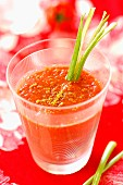Curried tomato juice