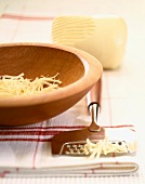 grated mozzarella