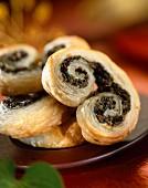 Snail pastries