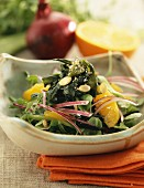 Hiziki and Wakame seaweed salad