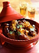 Lamb and date tajine