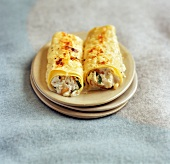 Grilled cheese cannelloni