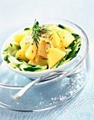 Nordic salad