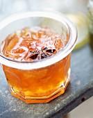 Spiced orange jam