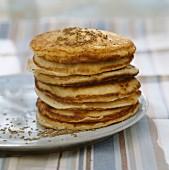 Ein Stapel Pancakes
