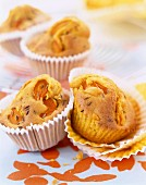 Carrot and cumin muffins