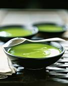 Cream of pea soup
