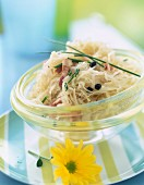 Choucroute cabbage