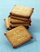 Petit Beurre serrated biscuits