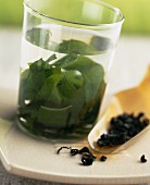 Wakamé seaweed