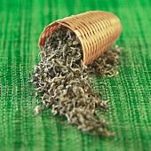 Chinese Pi Lo Chung green tea