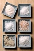 Assorted salt