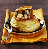 sweetbread vol-au-vent
