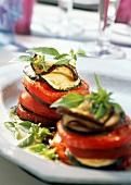 Provenzalisches Gemüsegratin