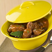 Provençal-style stew