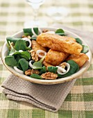 Maroilles fritters