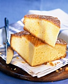 Breton cake (topic: Robuchon recipe)