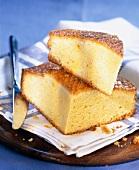 Breton cake (topic: Robuchon recipe)