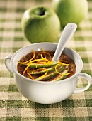 apple soup