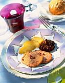 Fresh pan-fried foie gras with sauternes honey (topic: foie gras)