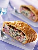 ham pie (topic: ham)