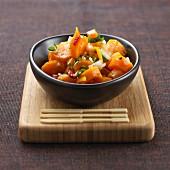 tender carrots
