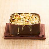 cauliflower and herb bake (topic: bakes)