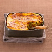 vegetable lasagna bake (topic: bakes)