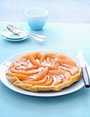 Melonen-Tarte Tatin