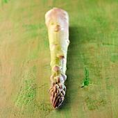 One asparagus