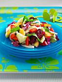fruit and vegetable Sucré Salé salad