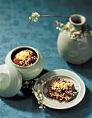 Cheollichan (Traditionelles Fleischgericht mit Pinienkernen aus Korea)