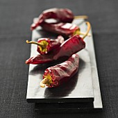 Espelette chilli peppers