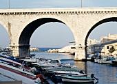 Pont de la Fausse Monnaie at Marseille