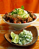 Burma beef curry