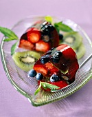 Summer fruit turban