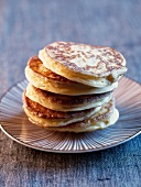 Potato cakes from Dombes