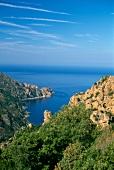 Calanques de Piana auf Korsika