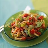 Provençal-style celery
