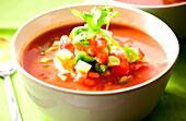 Sunny soup