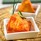 Thunfisch in Tomatensauce