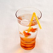 Goldfish cocktail